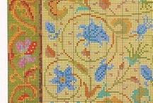Needlepoint & Cross Stitch Charts