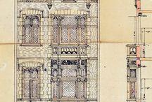 Planches d'archi classique