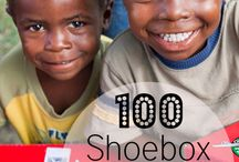 Operation Christmas Child / Shoebox packing ideas for OCC