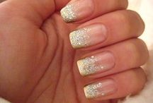 Wedding Inspiration - Nails.