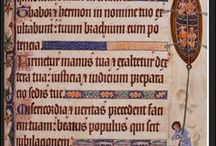 Lutrell psalter