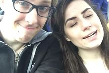 """Dodie Clark / """"We're not bruised, they're just party tattoos"""""""