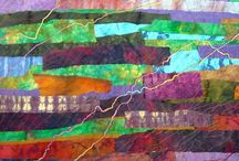 Landscape Quilts / by Robin Scott