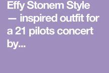 Effy Stonem Style