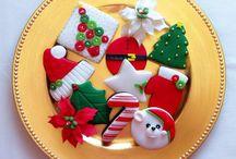 Pack 2 de galletas de Navidad 2013-14 / Más información en mem@memcakesandcookies.com