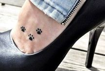 tattoo piede