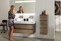 Pimp de badkamer / Wanneer u toe bent aan een andere badkamer of toilet, maar complete vervanging te ver gaat, kunt u ook met een paar kleinere veranderingen zonder veel hak- en breekwerk een metamorfose realiseren.
