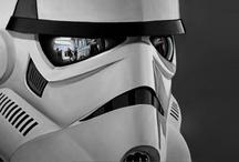Star Wars / かっけ~、かっけ~!! 勢いでつくりましたとさ。