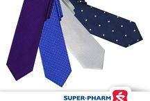Szykowne krawaty / Po najlepsze prezenty zapraszamy do Super-Pharm