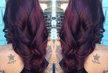 Violet brown