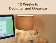 Organize! / by Ashley VanDyke