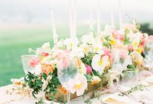 Spring Floral Wedding Inspiration