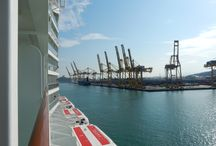 Mediterranean Cruise, July, 2015 / A cruise to Spain, France and Italy for my July 23 birthday (2015). / by Connie Wilson