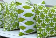 Pillows, pillows, and more pillows!