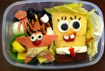 Adorable Food / Character Foods