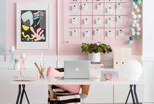 Decoverf Kleuren Inspiratie / Ook wij bij Decoverf worden blij van mooie Pins en doen graag inspiratie op.