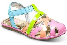 Toddler Sandals / Sandal styles for all Spring and Summer long in toddler sizes by Stride Rite, See Kai Run, Merrell and more