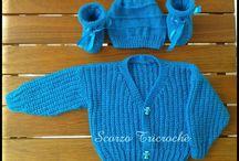 Minhas receitas de trico