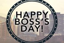 Bosses Need Love Too / Check out these awesome ways to show your boss that you appreciate him or her!