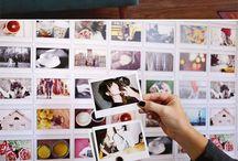 Paredes com fotos