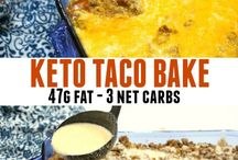 KETO • CHAOS / KETOGENIC recipes and tips for successful transition into the new you!