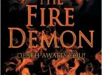 The Fire Demon / The Fire Demon is a series of role-play fantasy game books where YOU are the hero.
