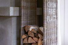 Firewood storge