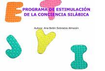 conciencia fonológica, silábica y semántica