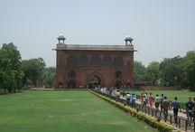 L'Inde, Delhi et le Taj Mahal / Magnifiques paysages, de Delhi au Taj Mahal