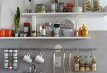 organizador cocina