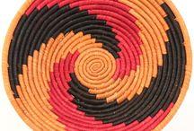 Crochet tapestry I.
