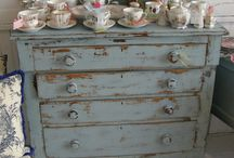 Painted Furniture / by Cheryl Polk