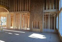 Framing - Brookover Home