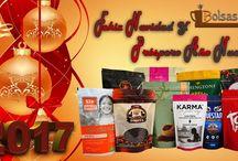 Bolsas para cafePackaging les desea Feliz Navidad y Próspero Año 2017