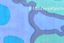 100 days of pattern / This April, Frugal Cool starts a new project to celebrate pattern. To coincide with the annual #100days challenge on Instagram, we'll be delving into our archives as well as enjoying what's new on the high street to celebrate pattern in fabrics and ceramics. We hope you'll join us here in the next few weeks.