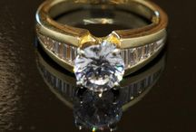 Channel Set Engagement Rings / Channel Set Engagement Rings