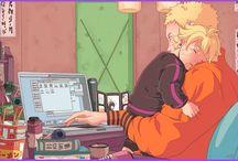 Dad Naruto (Hinata x Naruto)