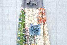 Vaatetuunailuja