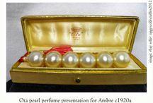 a- parfum opaline&Ota&Isabey& Bourjois&Valois,Dalon/Jollivet &Raffy / http://isabeyperfumes.blogspot.nl/ Maurius Sabino -Frivolite`s - Les Ondines