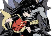 Super Héroes.