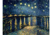 Vincnet van Gogh art