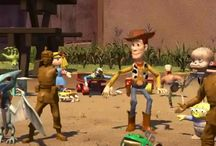 Toy Story Character / Andy's Toys