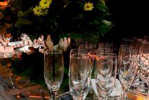 """Érable / Maple / Parfois, les coordonnateurs sont mis au défi avec des thèmes traditionnels hors saison; « La Cabane à sucre » au mois de novembre par exemple.  Sometimes a coordinator is given the challenge of a theme """"Cabane à sucre""""."""