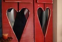 Hearts...everywhere!
