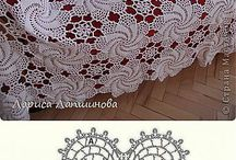 Tablecloth Crochet❤