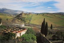 Andalusian Scenery / Pics from the Southern part of Spain