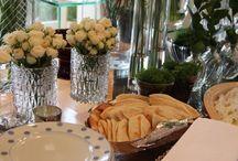 Como ser Anfitriã e Receber em Casa / receber em casa, decoração, mesas, casa