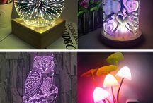 acrilic light