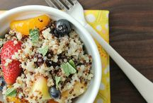 Clean Lunches for Work / clean eating lunch boxes