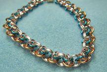 Chain Jewelry Design